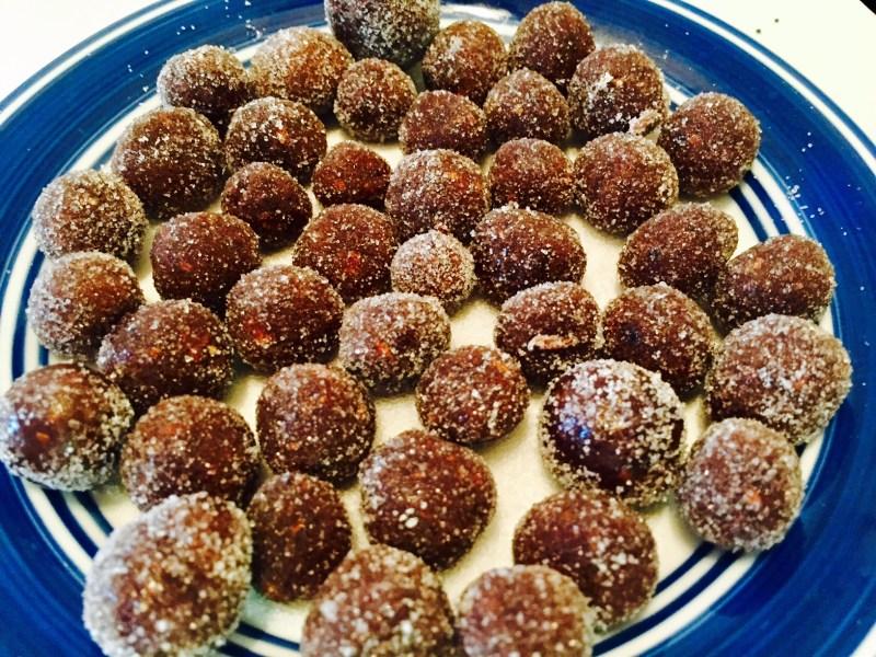 Chatpati Imli Balls