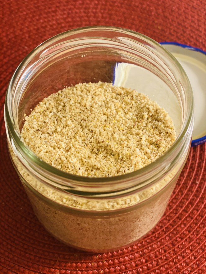 Dry Fruit Powder Mix