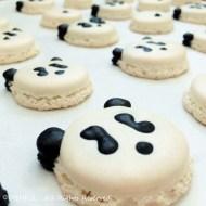 Baked 'pandarons.'