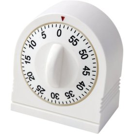 To keep track of whats roasting or baking. Some digital models allow for multiple timekeeping, allowing you to multitask.