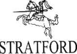 Logo de STRATFORD en DISHOM