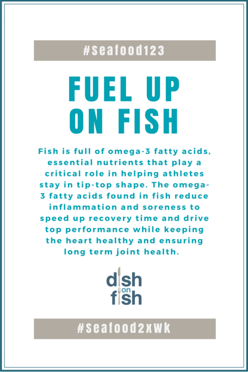 Fuel Up with Fish