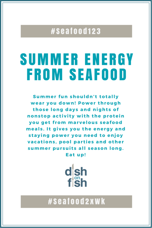 Energy from Seafood
