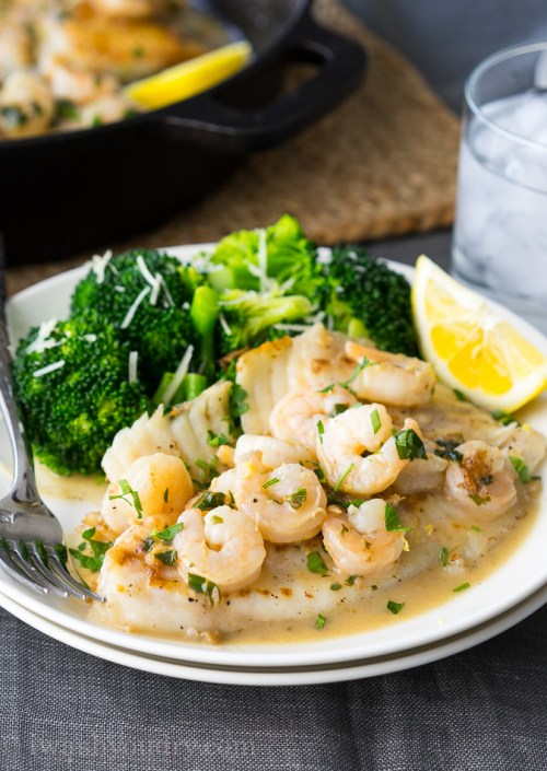 Seafood Suppers