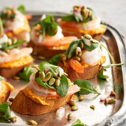 Seafood + Fall Flavors