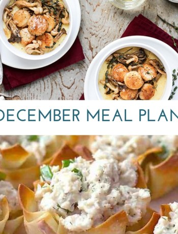 December Meal Plan: The Feast of the Seven Fishes