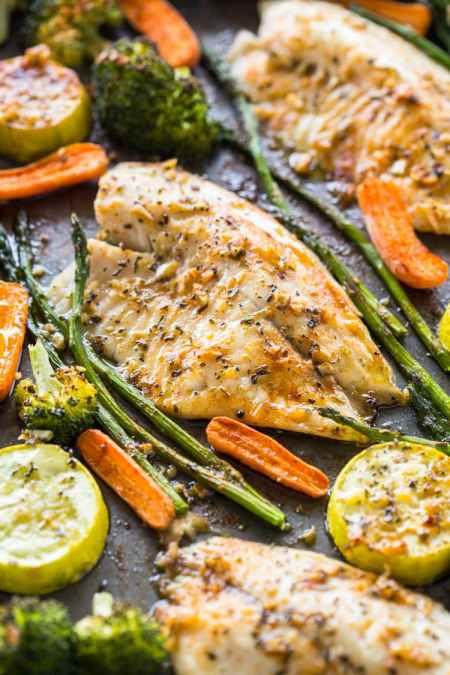 make-ahead seafood