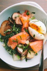 Easy Seafood Recipes Salmon Breakfast