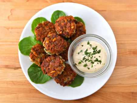 seafood recipes for Hanukkah