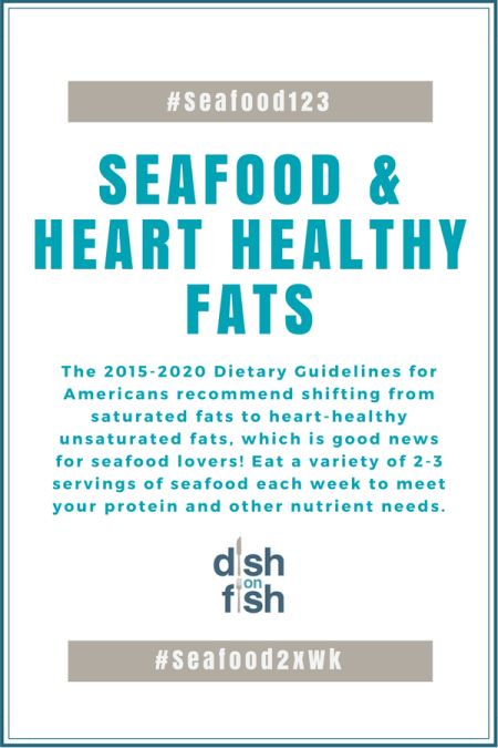 heart health and seafood