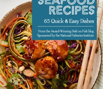 Everyday Seafood Recipes by Dish on Fish Cover