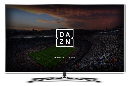 How to see DAZN on TV