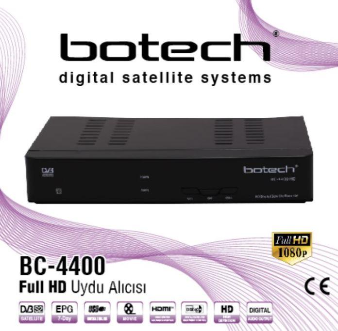 BOTECH BC-4400 HD