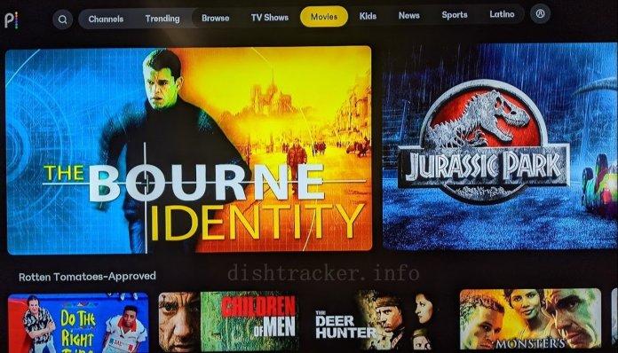 Movies on Peacock TV