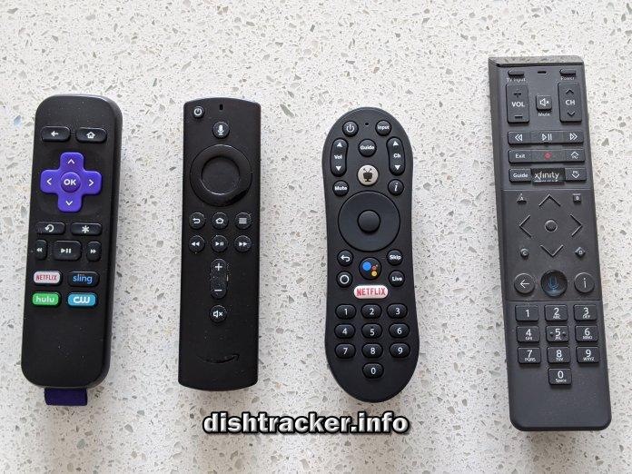Xfinity Flex Remote