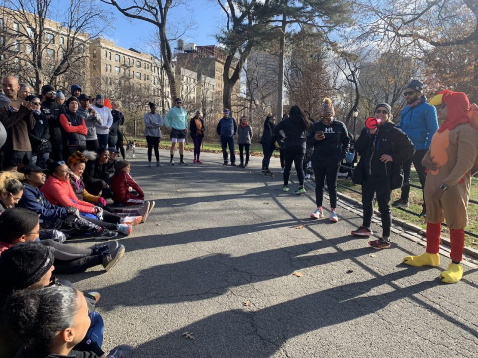 harlem run, turkey trot
