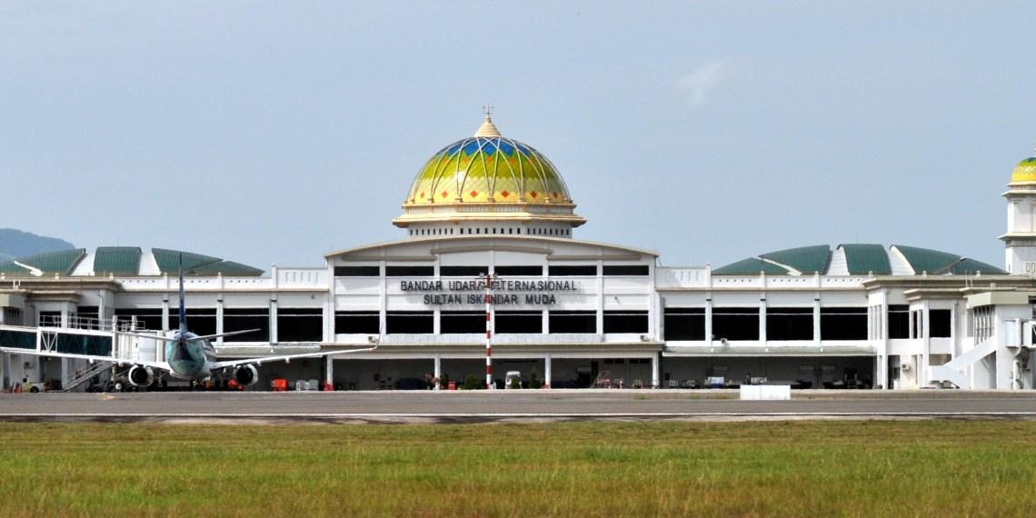 Bandara Sultan Iskandar Muda Blang Bintang, Aceh besar ISHAK MUTIARA/RAKYAT ACEH/DOK