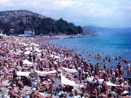 Можно ли ходить на общественный пляж?