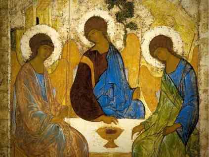 Предвечный совет Пресвятой Троицы