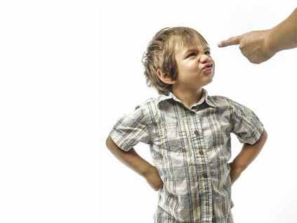 Детское своеволие