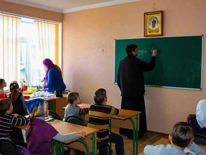 Разговор с детьми о Боге