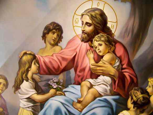 Воспитание детей по христиански