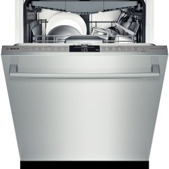 Kitchen Aid Dishwasher Reviews How To Build An Outdoor Plans What Makes The Bosch Shx68t55uc 800 A Great Dishwasher?