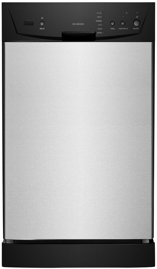 SPT SD9252SS 18 BuiltIn Dishwasher review