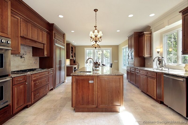 kitchen cabinets color delta faucets modern vs traditional colors