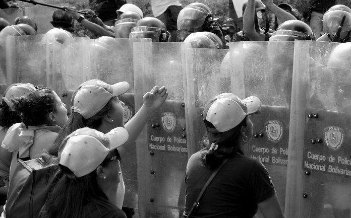 Venezuela: la calle es la única elección posible