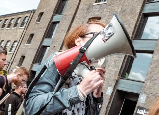 Reivindica, presiona, protesta y patalea... que algo te tocará