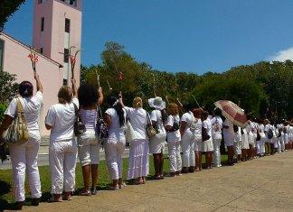 Cuba: a domingos negros, Damas de Blanco