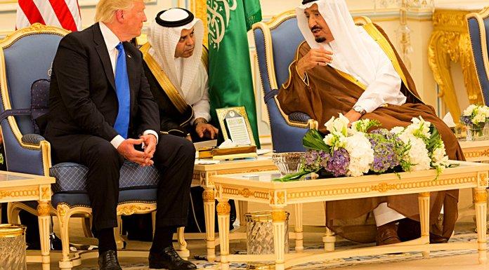 Trump y el fantasma de Kashoggi