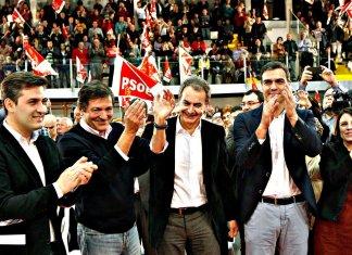 La izquierda española, a su pesar
