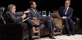 """Zizek vs Peterson: acerca de """"El debate del siglo"""""""