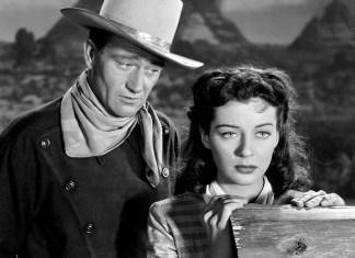 ¡Pobre John Wayne!