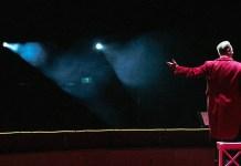 El debate como espectáculo y distracción