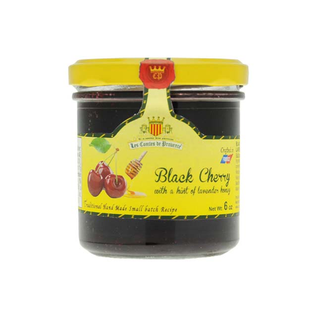 Black Cherry & Lavender Honey Spread – Les Comtes de Provence