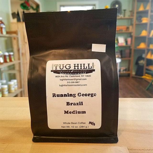 Coffee (Running George Medium) – Tug Hill Artisan Roasters