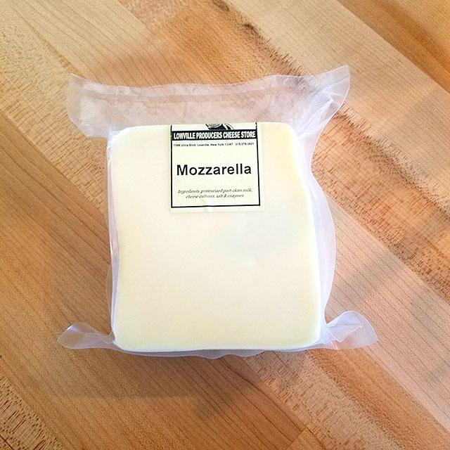 Whole Milk Mozzarella – Lowville Producers Dairy