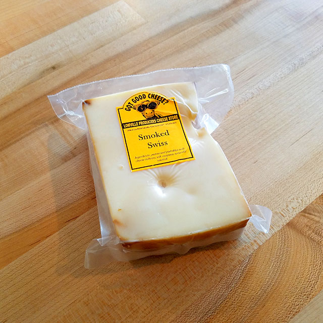 Smoked Swiss – Lowville Producers Dairy