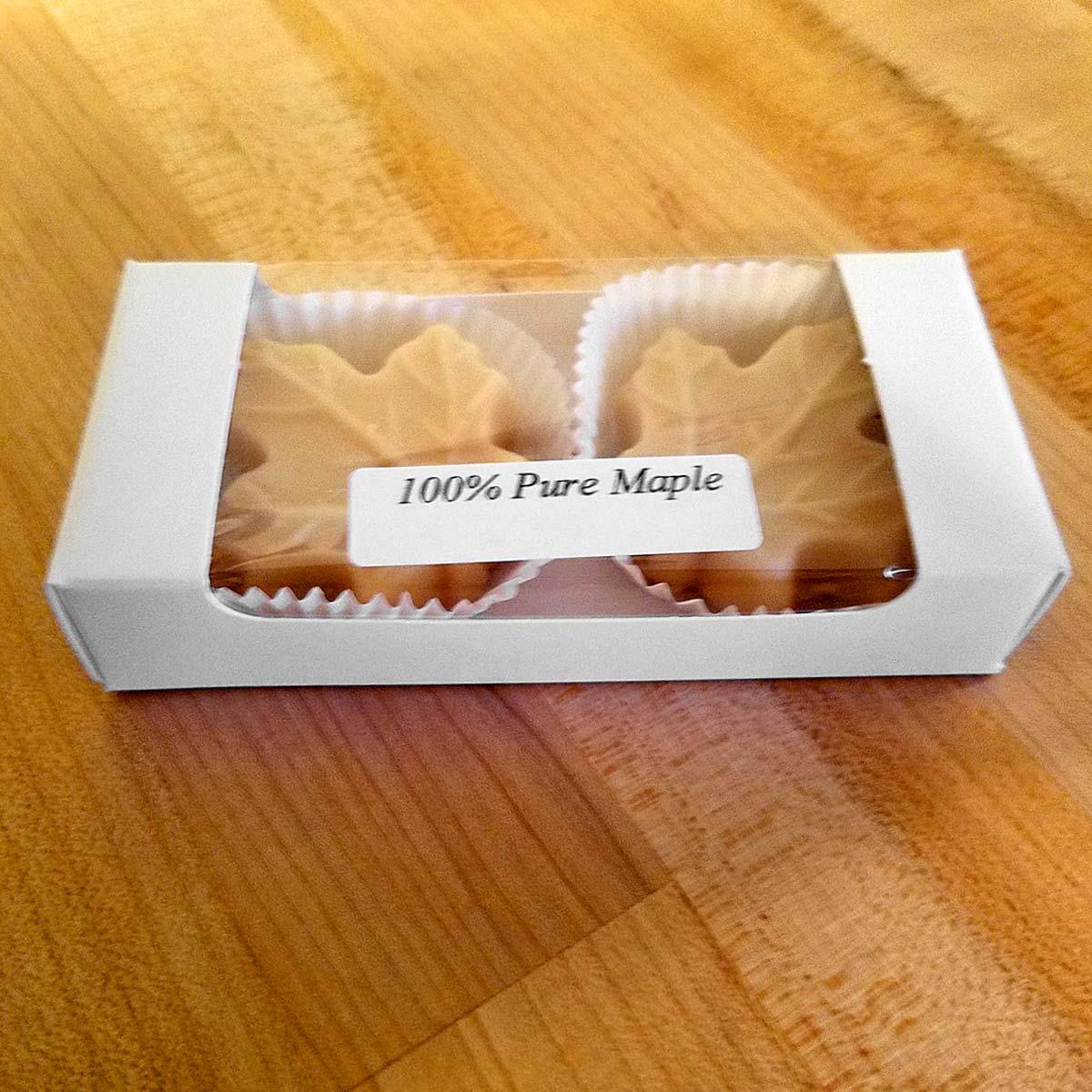 Maple Sugar Leaves (2-Pack Box) – Farmhouse Maple