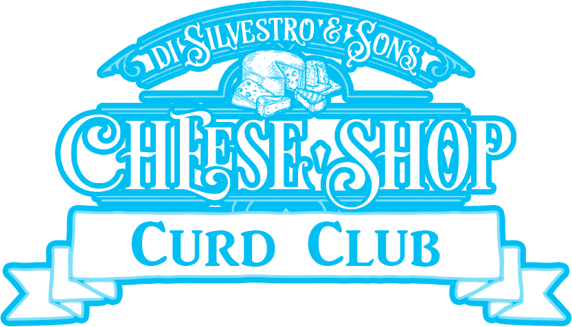 Di Silvestro & Sons Cheese Shop Curd Club logo.