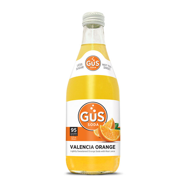 GuS Valencia Orange Soda