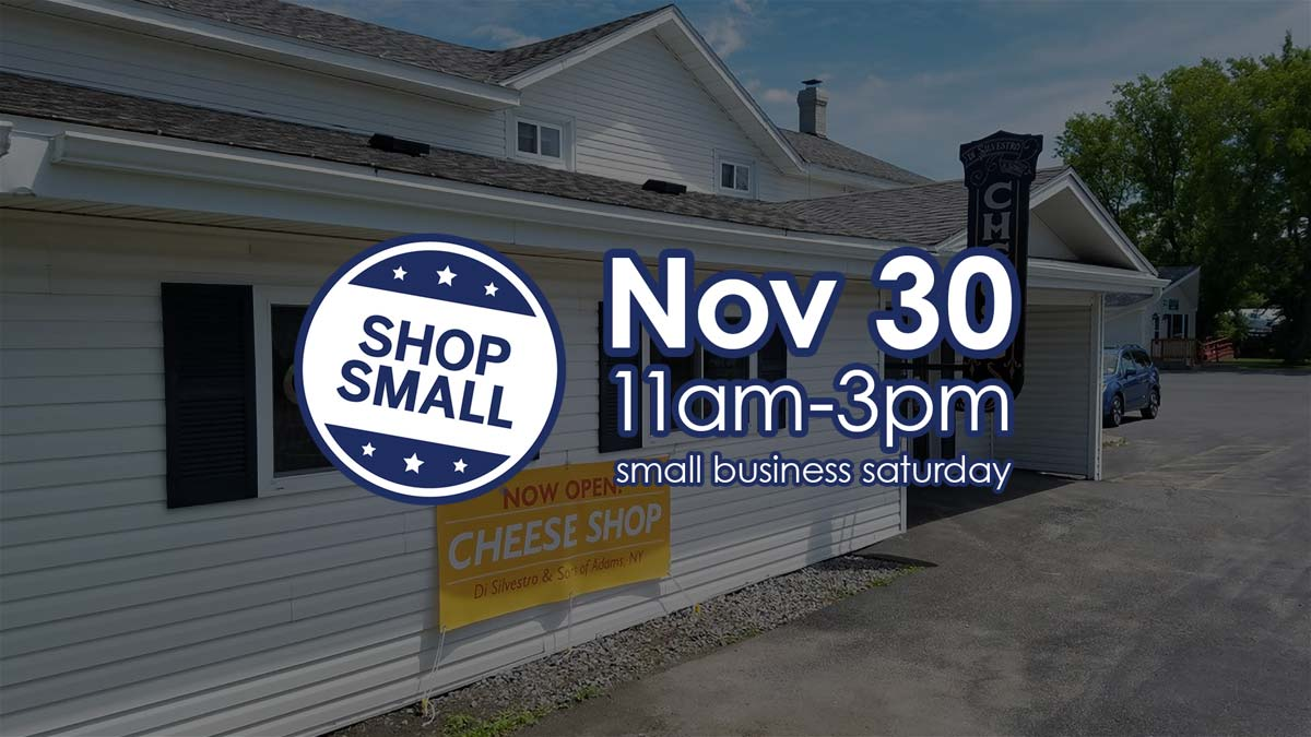 Small Business Saturday 2019!