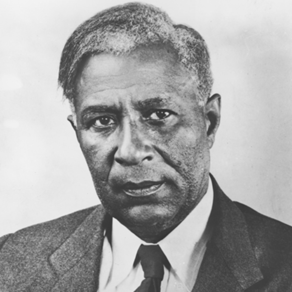 Garrett A. Morgan. The great African American inventor of life-saving breathing device (gas mask) and traffic lights.