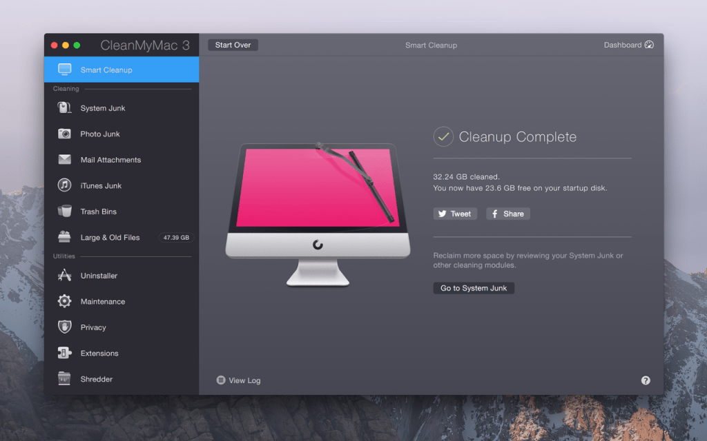 Is Clean My Mac 3 Download - diskclever