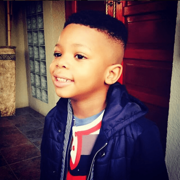 Checkout 5 Cute Photos Of George Lebeses Son  Diski 365