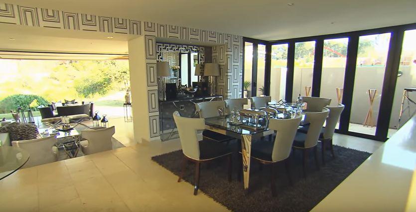 Pics Check Out Inside Andile Jalis SA Home  Diski 365