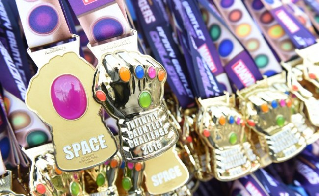 Mexico Runners Take Top Place At Rundisney Avengers Super